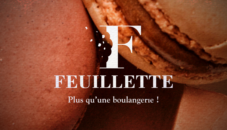Macarons Feuillette